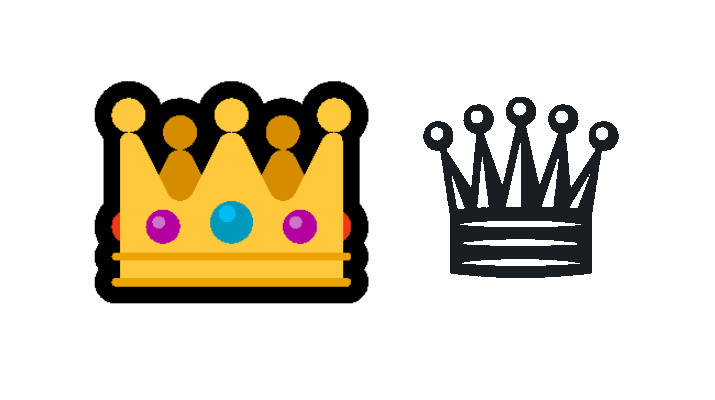 Crown Emoji Copy and Paste