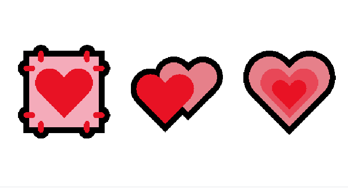 Pink Heart Emoji Copy and Paste
