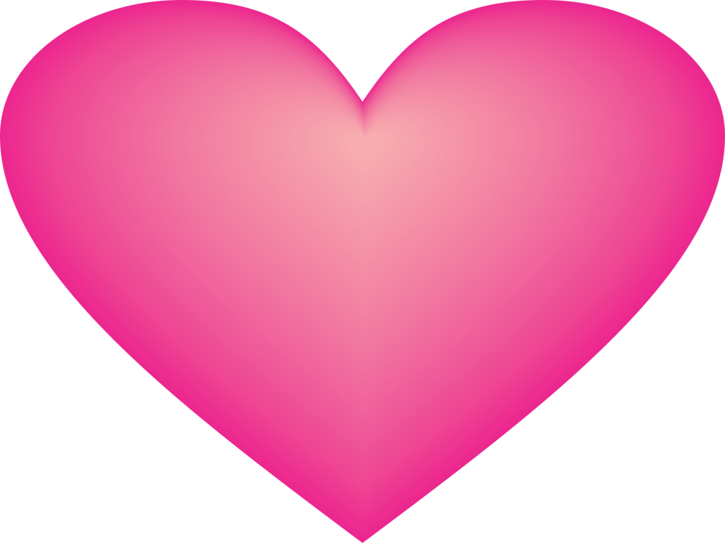 Pink Heart PNG