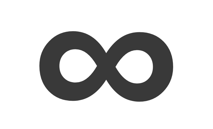 Copy and Paste Infinity Sign