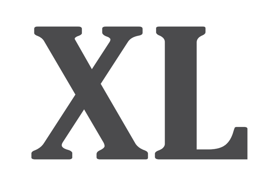 In Roman Numerals What is XL