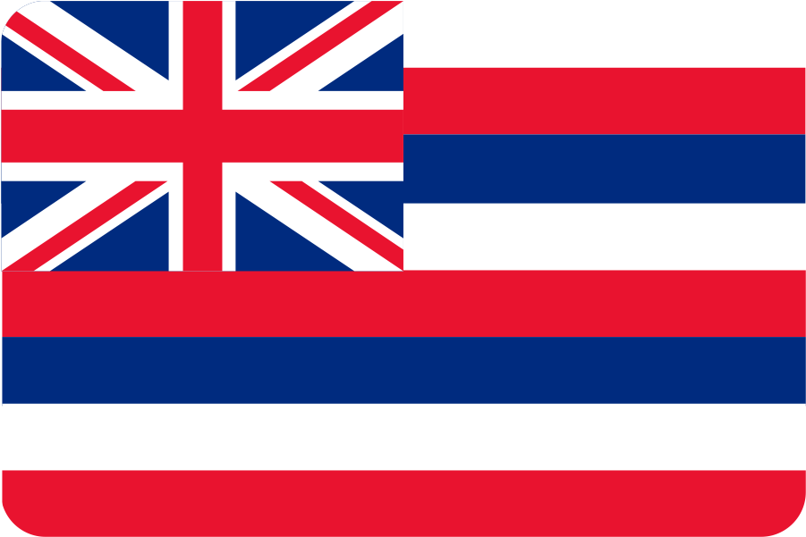 The State Flag of Hawaii