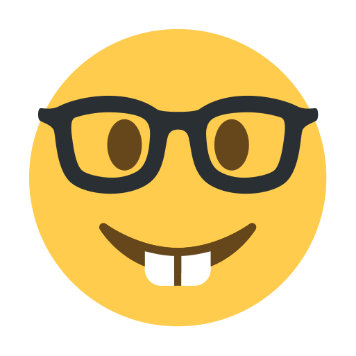 🤓 PNG